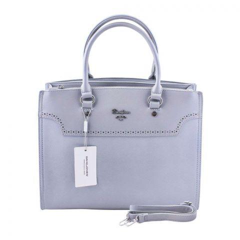 Women Handbag Grey, CM5030