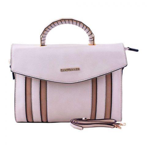 Women Handbag Beige, DT0168