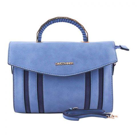 Women Handbag Light Blue, DT0168
