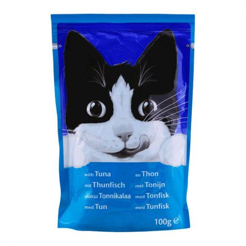 Felix With Tuna Cat Food, Pouch, 100g