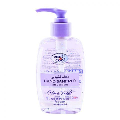 Cool & Cool Flora Fresh Hand Sanitizer 250ml