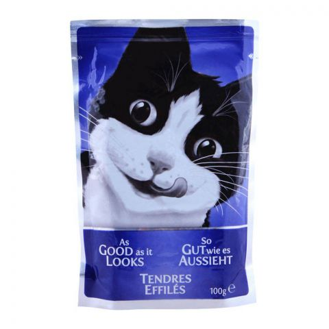 Felix As Good As It Looks With Tuna Cat Food, Pouch, 100g