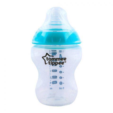 Tommee Tippee 0m+ Feeding Bottle, Slow Flow, 260ml - 422802/38
