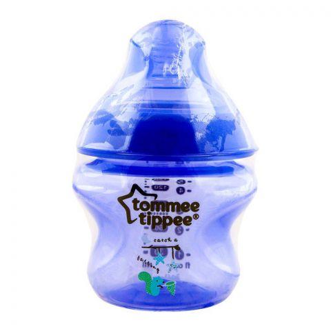 Tommee Tippee 0m+ PP Feeding Bottle, Blue, 150ml - 422679/38