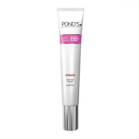 Pond's White Beauty BB+ Cream, 01 Original, 18gm
