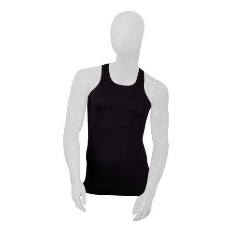 Lily Luxury Vest For Men, Sandoo, Black