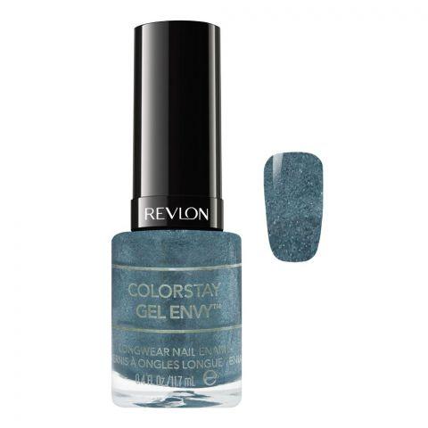 Revlon Colorstay Gel Envy Nail Enamel, 340 Sky's The Limit, 11.7ml