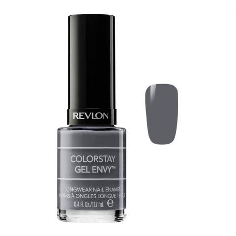 Revlon Colorstay Gel Envy Nail Enamel, 500 Ace Of Spades,  11.7ml