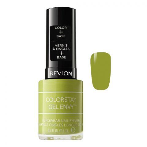 Revlon Colorstay Gel Envy Nail Enamel, 220 In The Money, 11.7ml