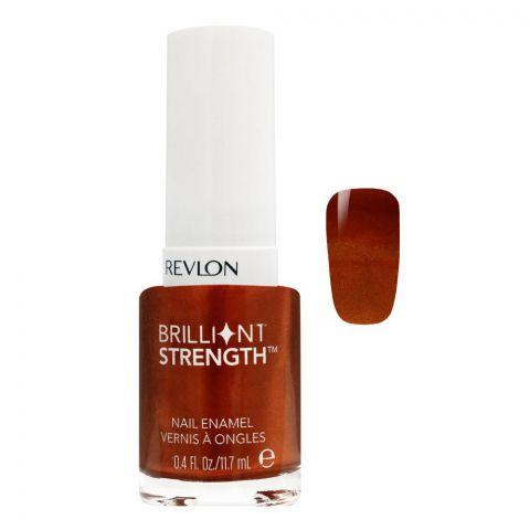 Revlon Brilliant Strength Nail Enamel, 090 Captivate, 11.7ml