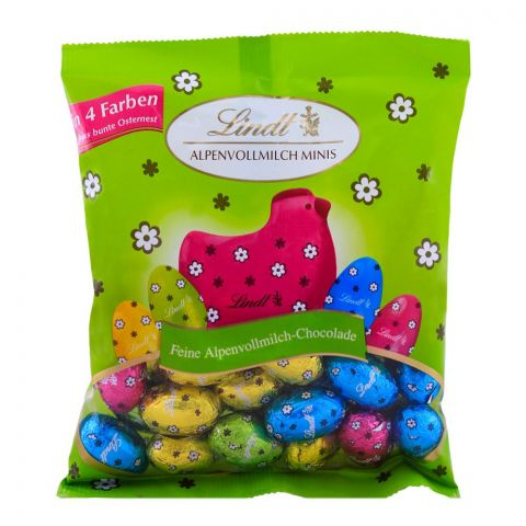 Lindt Lindor Assorted Minis Chocolate Eggs 180g