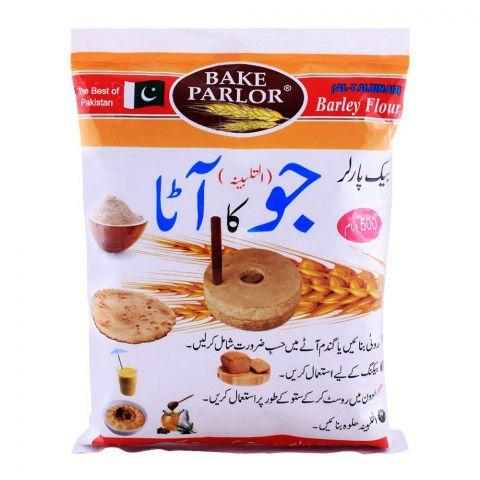Bake Parlor Jau Ka Atta (Barley Flour) 500gm