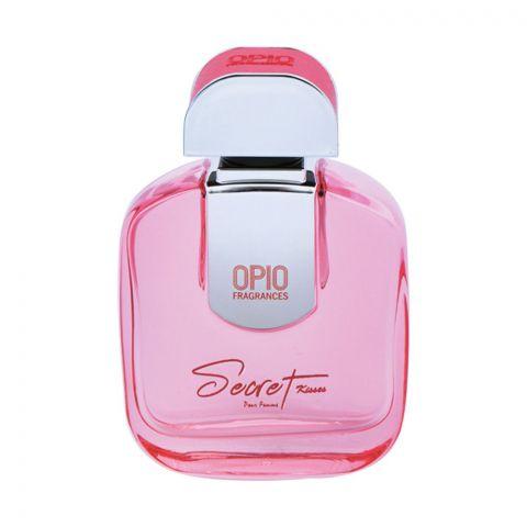 Opio Secret By Kisses Pour Femme Eau De Parfum, Fragrance For Women, 100ml