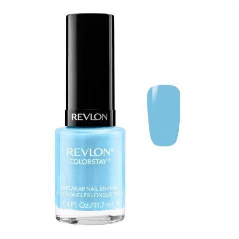 Revlon Colorstay Longwear Nail Enamel, 170 Coastal, Surf 11.7ml