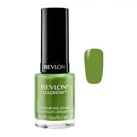 Revlon Colorstay Longwear Nail Enamel, 230 Bonsai, 11.7ml