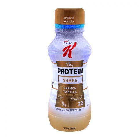 Kellogg's Protein Shake, French Vanilla 296ml