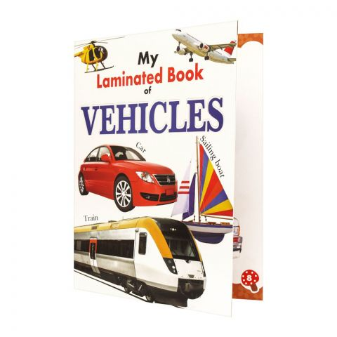 My Laminated Book Of Vehicles