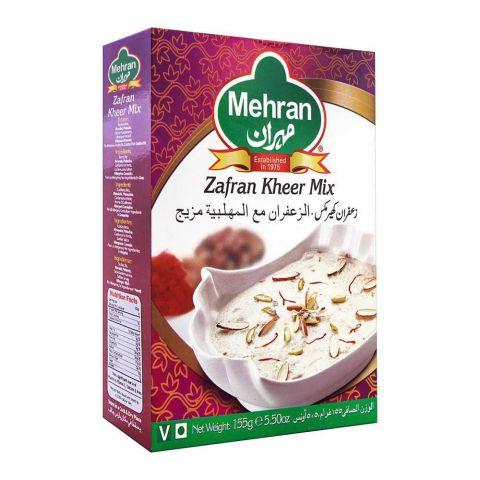 Mehran Zafran Kheer Mix 155g
