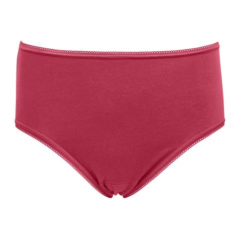 IFG Deluxe Brief Panty, Red