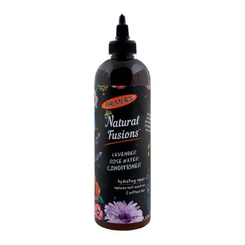 Palmer's Natural Fusions Lavender Rose Water Hydrating Conditioner 350ml