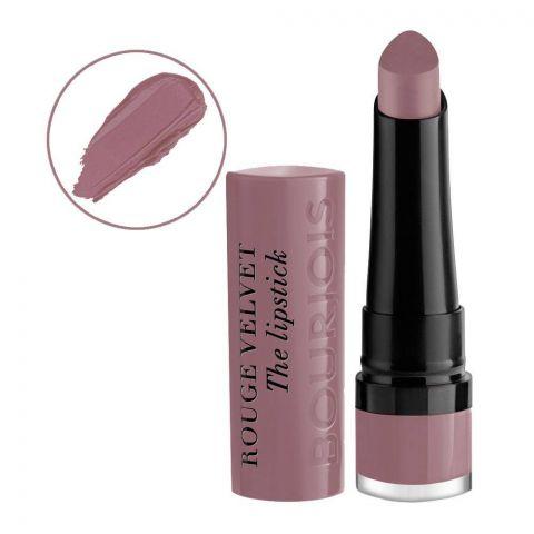 Bourjois Rouge Velvet Lipstick, 18 Mauve-Martre
