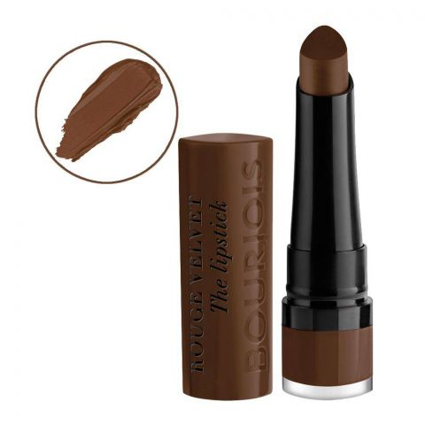 Bourjois Rouge Velvet Lipstick, 25 Maca Brown