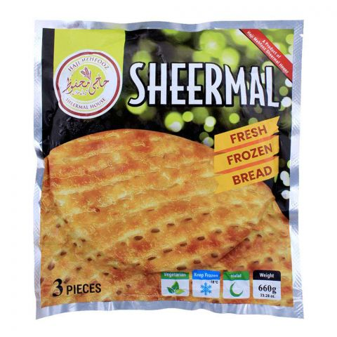 Haji Mehfooz Frozen Sheermal, 3 Pieces, 660g