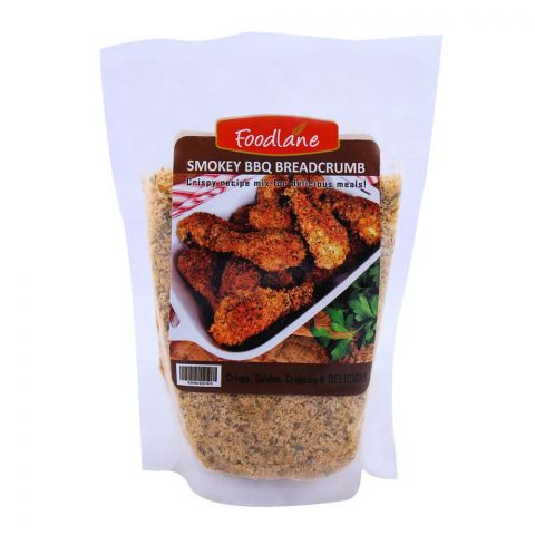 Foodlane Smokey BBQ Breadcrumb 200gm