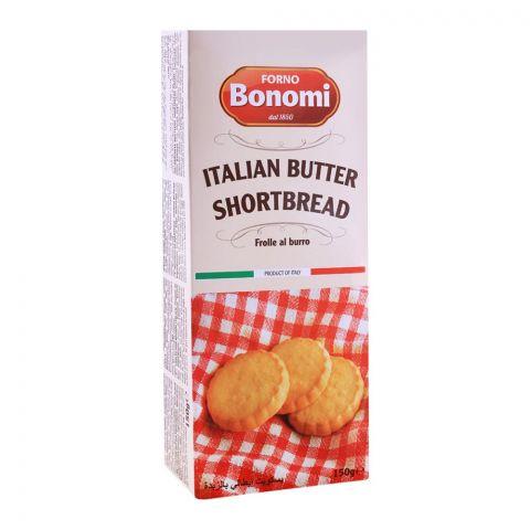 Forno Bonomi Italian Butter Short Bread 150g