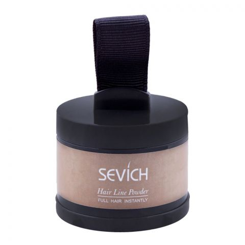 Sevich Hair Line Powder, Light Brown 4g