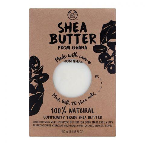 The Body Shop Shea Butter 100% Natural Shea Butter