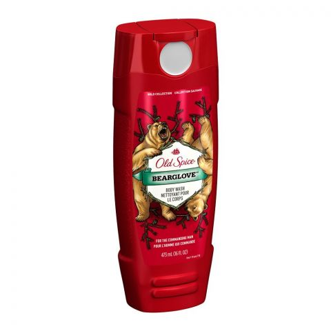 Old Spice Bearglove Body Wash, 473ml