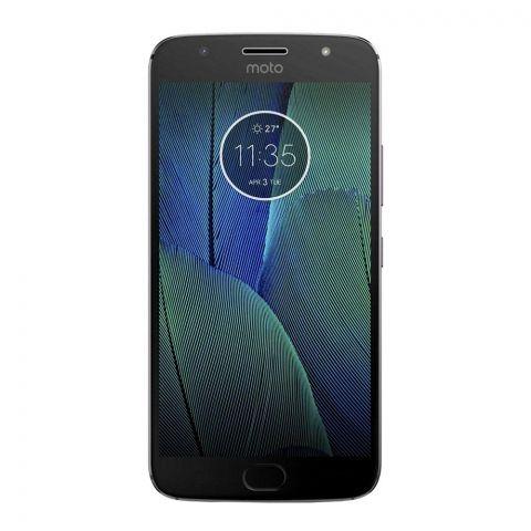 Motorola Moto E5 Plus, 3GB/32GB Fine Gray Smartphone, XT1924