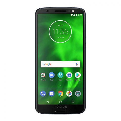 Motorola Moto G6, 4GB/64GB Deep Indigo Smartphone, XT1926