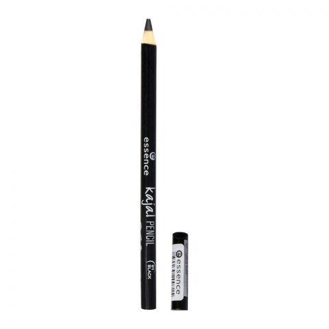 Essence Kajal Pencil, 01, Black