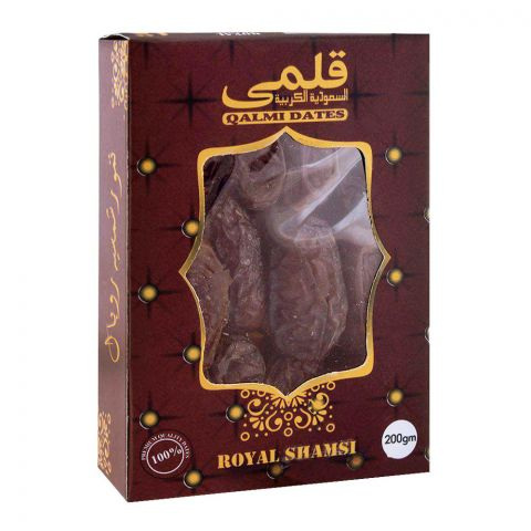 Royal Shamsi Qalmi Dates 200g