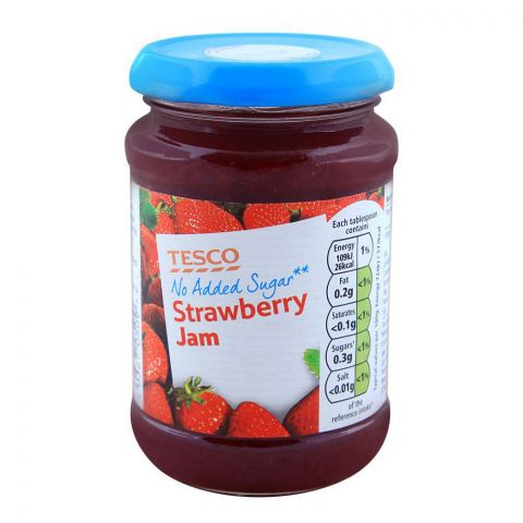 Tesco Strawberry Jam 340g