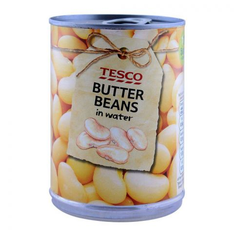 Tesco Butter Beans In Water 400g