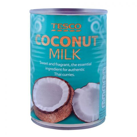Tesco Coconut Milk 400g