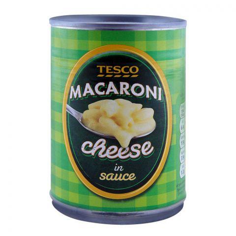 Tesco Macaroni Cheese In Sauce 385g
