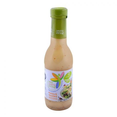 Tesco Healthy Living Honey & Mustard Dressing 250ml