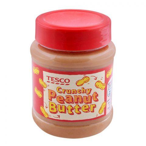 Tesco Crunchy Peanut Butter 340g