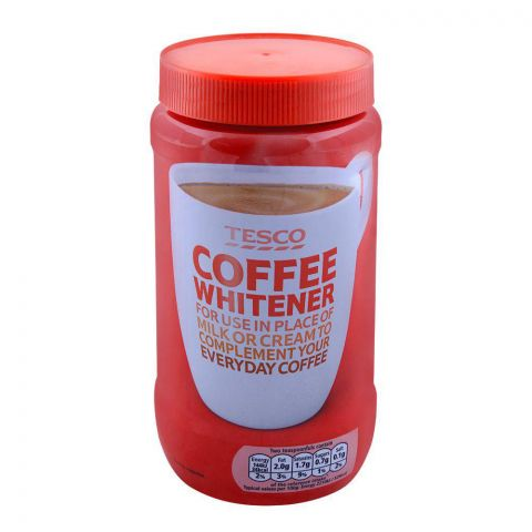 Tesco Coffee Whitener 460gm