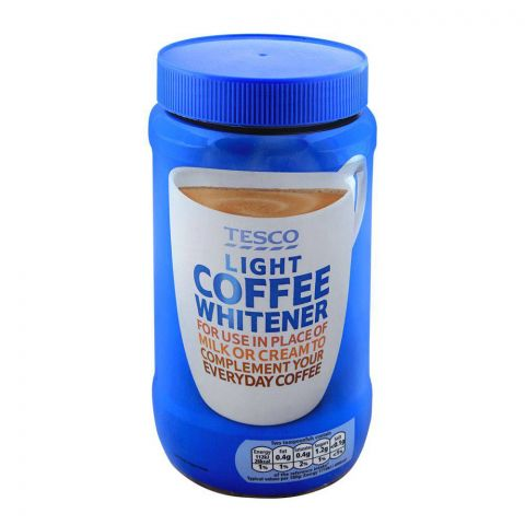 Tesco Light Coffee Whitener 460gm