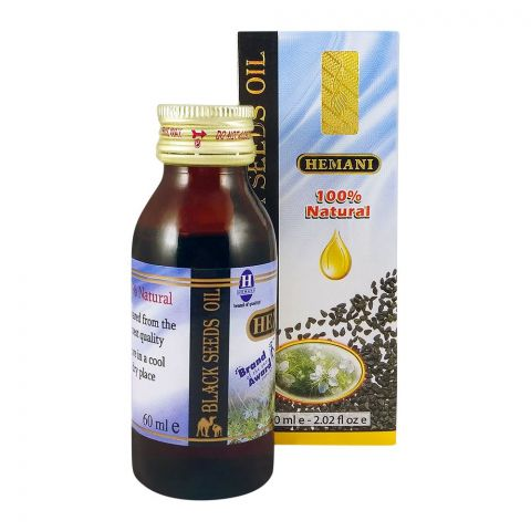Hemani Black Seed Oil 60ml