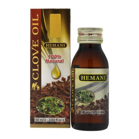 Hemani Clove Oil 60ml