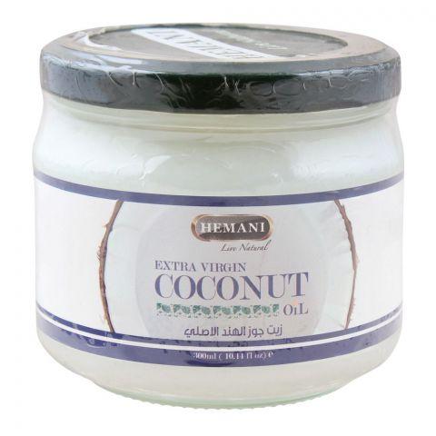 Hemani Extra Virgin Coconut Oil, 300ml