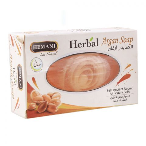 Hemani Herbal Argan Soap, 100g