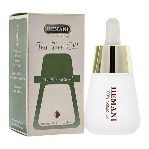 Hemani Tea Tree Oil 40 ml