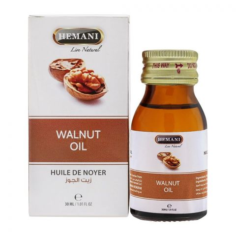 Hemani Walnut Oil 30ml
